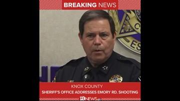 Body camera footage shows Jan. 4 West Emory Road shooting involving KCSO deputy, employee