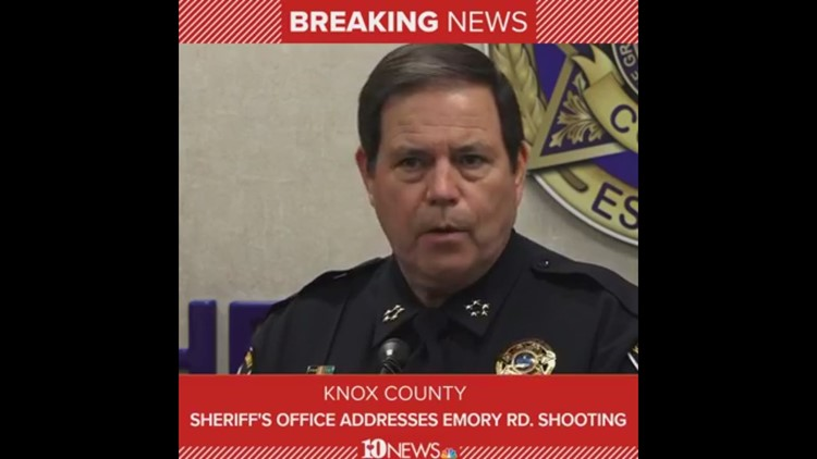 Body camera footage shows Jan. 4 West Emory Road shooting involving KCSO deputy, employee