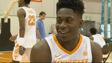 Tennessee Basketball prepares for new season with high expectations