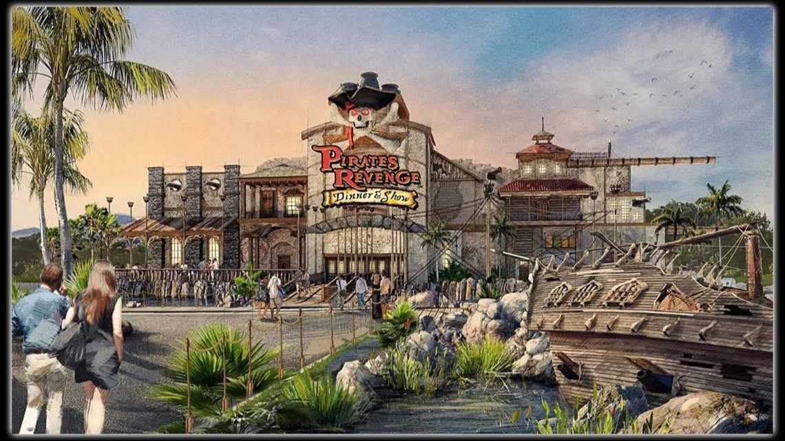 Pirates Revenge Dinner And Show Coming To Pigeon Forge