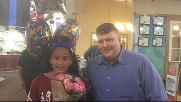 10Listens: Morristown Golden Corral manager celebrates bullied girl's birthday