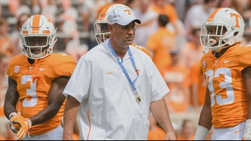 GoVols247: Four-star 2021 WR commits to Vols