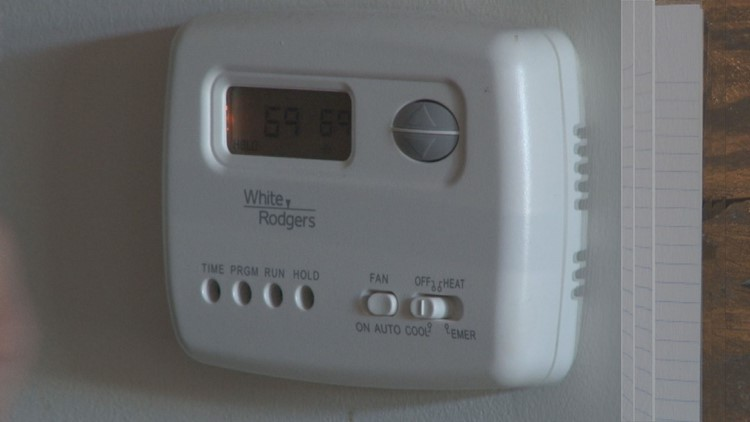 Keeping warm without maxing out utility bills