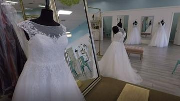 New coronavirus putting a strain on the wedding industry