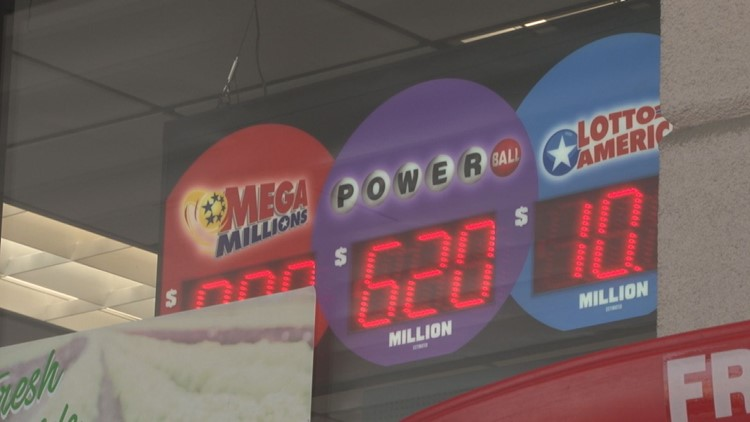 Five Tn Powerball Players Win Including One In Alcoa Wbir Com