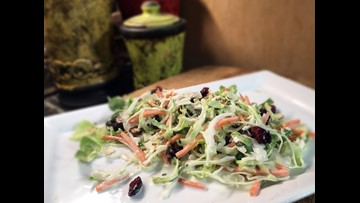 Fall Slaw Salad
