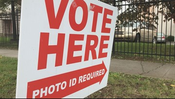 Early voting for presidential primary and county primary elections ends Tuesday at 7 p.m.