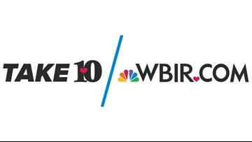 Take 10! Sign up for the WBIR lunchtime newsletter