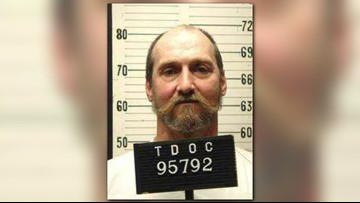 Judge won't stop Tennessee's third execution since August