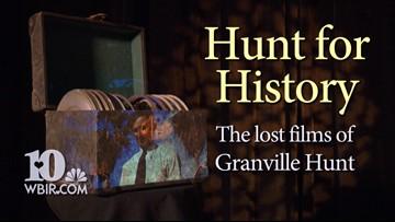Hunt for History: The lost films of Granville Hunt