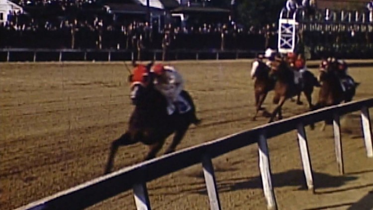 Kentucky Derby Johnstown 1939 Granville Hunt for History