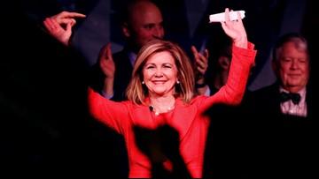 Republican Marsha Blackburn is first woman to represent Tennessee in U.S. Senate