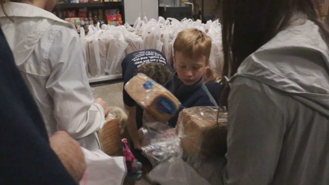 'Food On Foot' pays it forward in Morristown