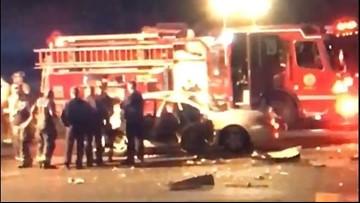 KPD identifies four injured in collision on John Sevier Highway