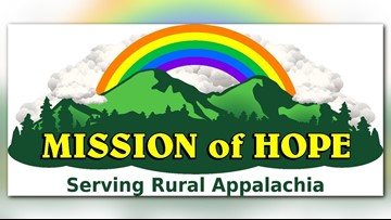 How to Donate: Mission of Hope kicks off Christmas Campaign to help rural Appalachia
