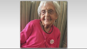 Oldest Woman in Greensboro, Second Oldest in NC Dorothy Keller Dies at Age 111
