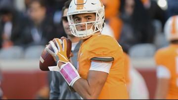 Tennessee upsets No. 11 Kentucky, 24-7
