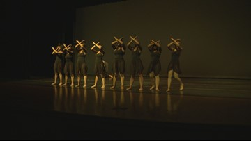 Dance showcases students' choreography