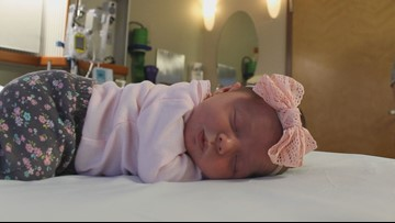 'All hands on deck': Knoxville hospital sees baby boom