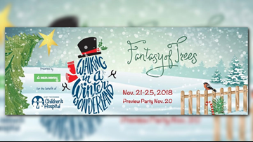 Need to know: East Tennessee Children's Hospital's Fantasy of Trees 2018