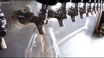10Brews: Comparing Knoxville & Asheville's beer communities
