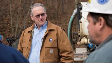 TVA CEO William D. Johnson to retire