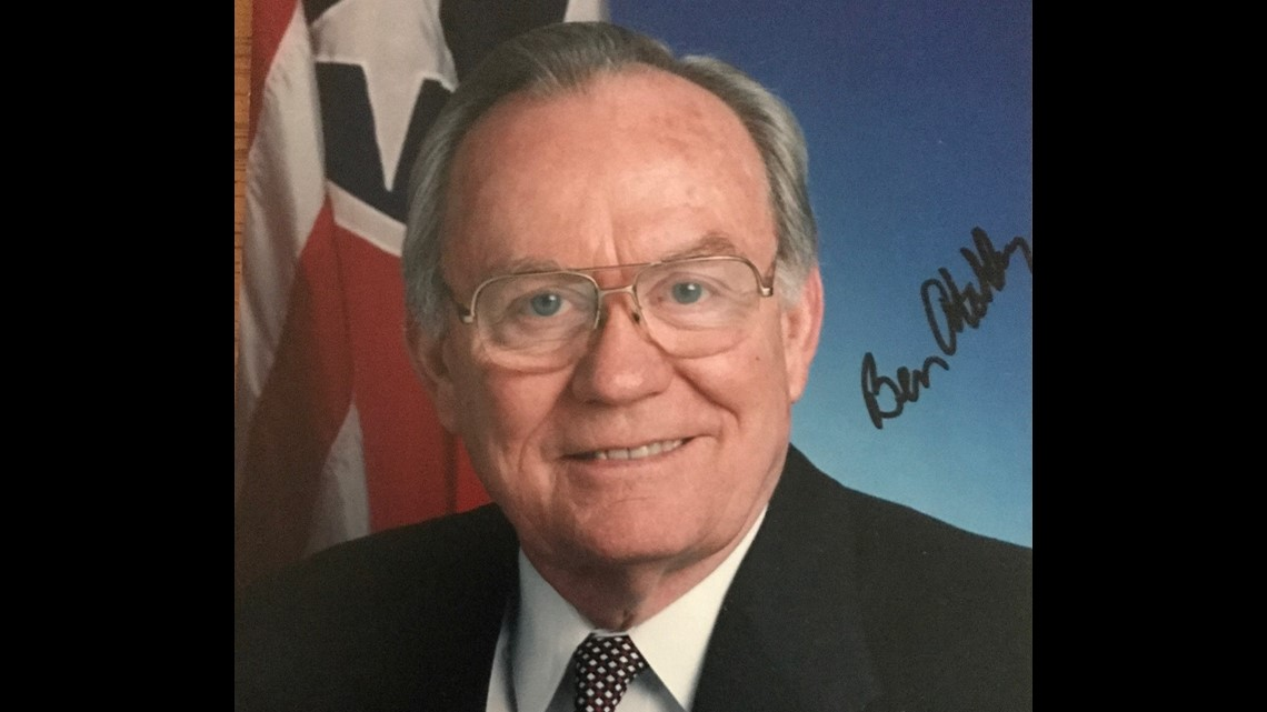 Tennessee lawmakers pay respects to Ben Atchley
