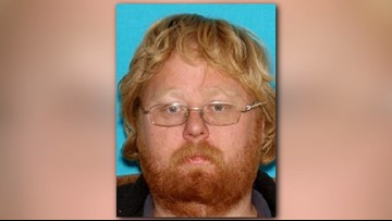 TBI searching for Lawrence County fugitive wanted for raping 16-month-old boy