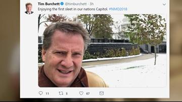 Mr. Burchett goes to Washington; fun first days in D.C.