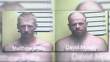 Second missing inmate from Bell County captured three months after escaping