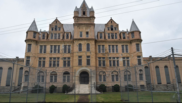 Abandoned Places: Tennessee State Prison