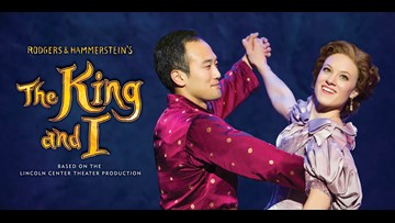 The King and I Sweepstakes