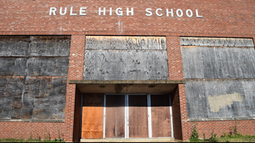 Abandoned Places: Rule High School