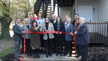 Helen Ross McNabb Center cuts ribbon on Morristown's first 'Recovery Home'