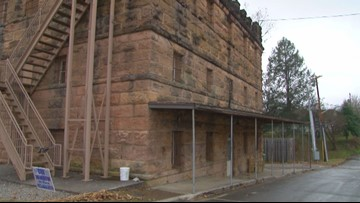 Old Scott County jail aims to become event space, destination