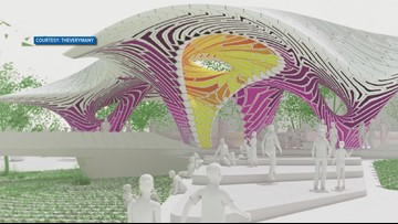 Knoxville leaders approve $500k to create city's largest public art sculpture