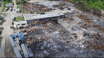 City of Knoxville ready to sue operators of burned-out recycling site