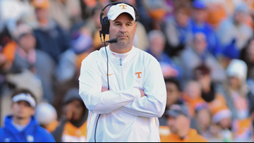 LIVE: Tennessee battles Vanderbilt for a bowl bid