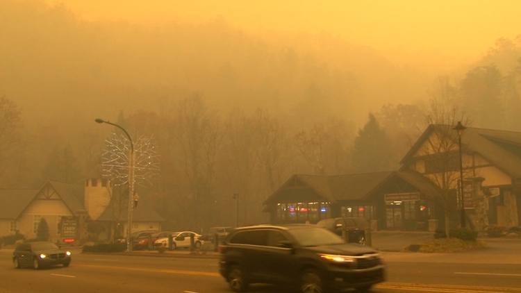 4 years later: Remembering the Sevier County wildfires