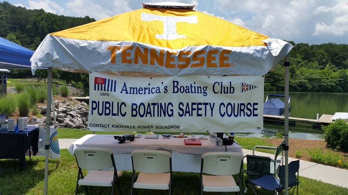 Don't let boating season sneak up on you. There's a safety class you can take.
