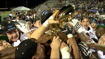 Alcoa wins 3A state title with last-second touchdown
