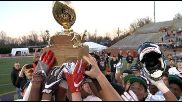 Central wins first TSSAA 5A football state title