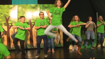 Shrek: The Musical is coming to Seymour
