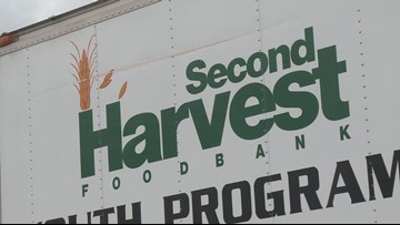 Double Your Donation Day at Second Harvest set for today