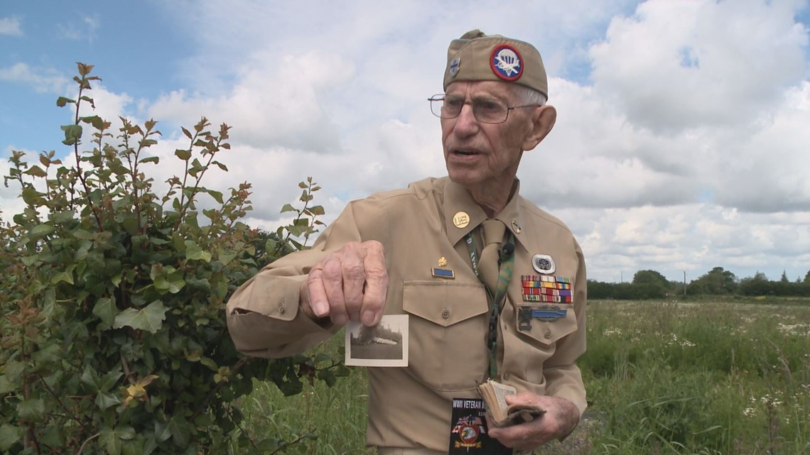 'Branded in my brain' | East Tennessee remembers D-Day, 75 years later