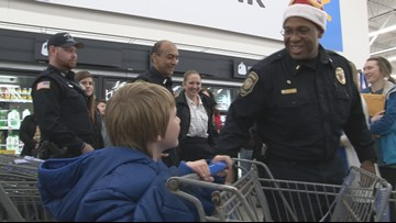 Shop with a Cop founders reunite with boy they first helped 30 years ago
