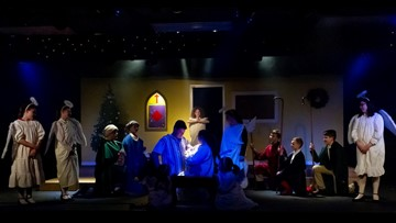 Knoxville Children's Theatre performs 'Best Christmas Pageant Ever' through Dec. 16