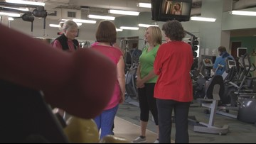Buddy Check 10: living strong with fitness classes for cancer survivors