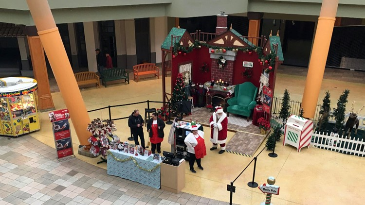 Vacant Knoxville Center Santa Claus