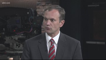 Know Your Rep: Knoxville City Councilman Marshall Stair